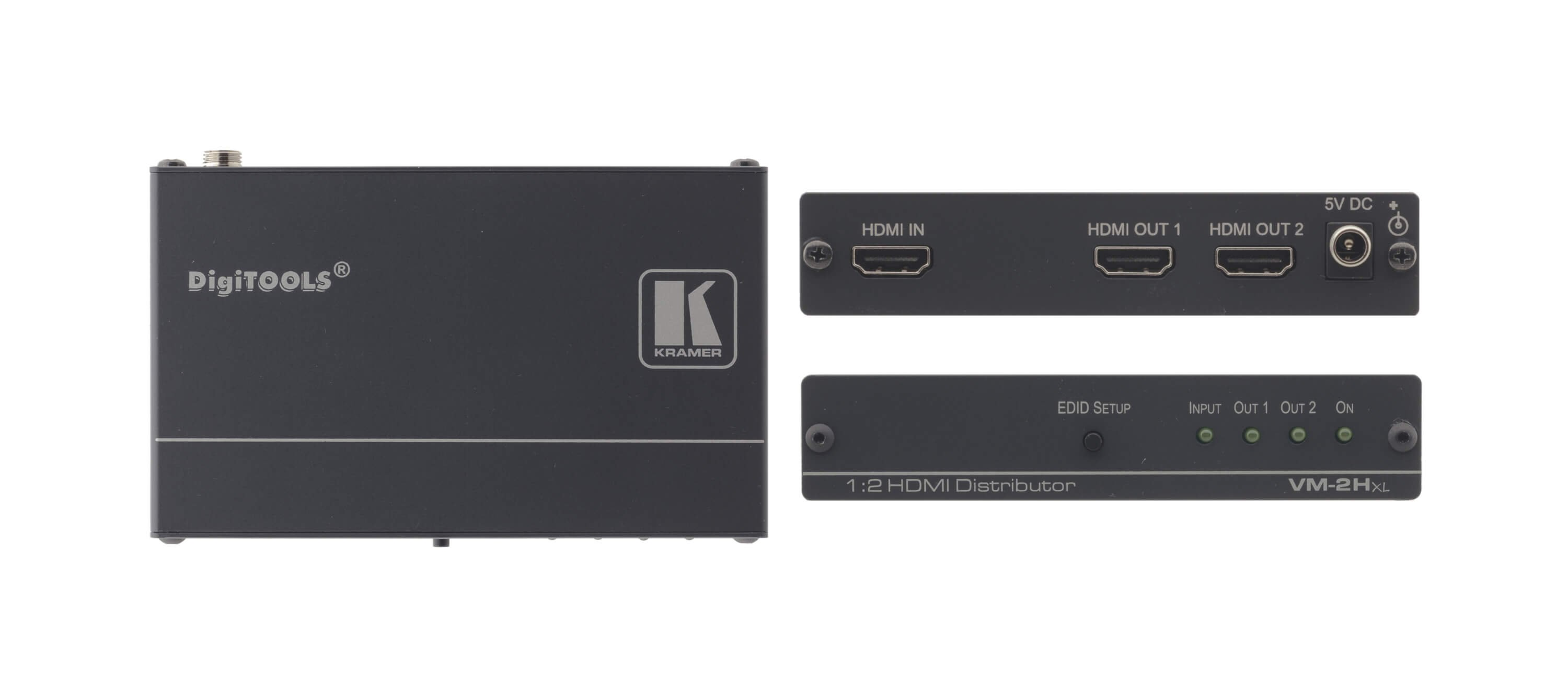 1:2 HDMI Distribution Amplifier