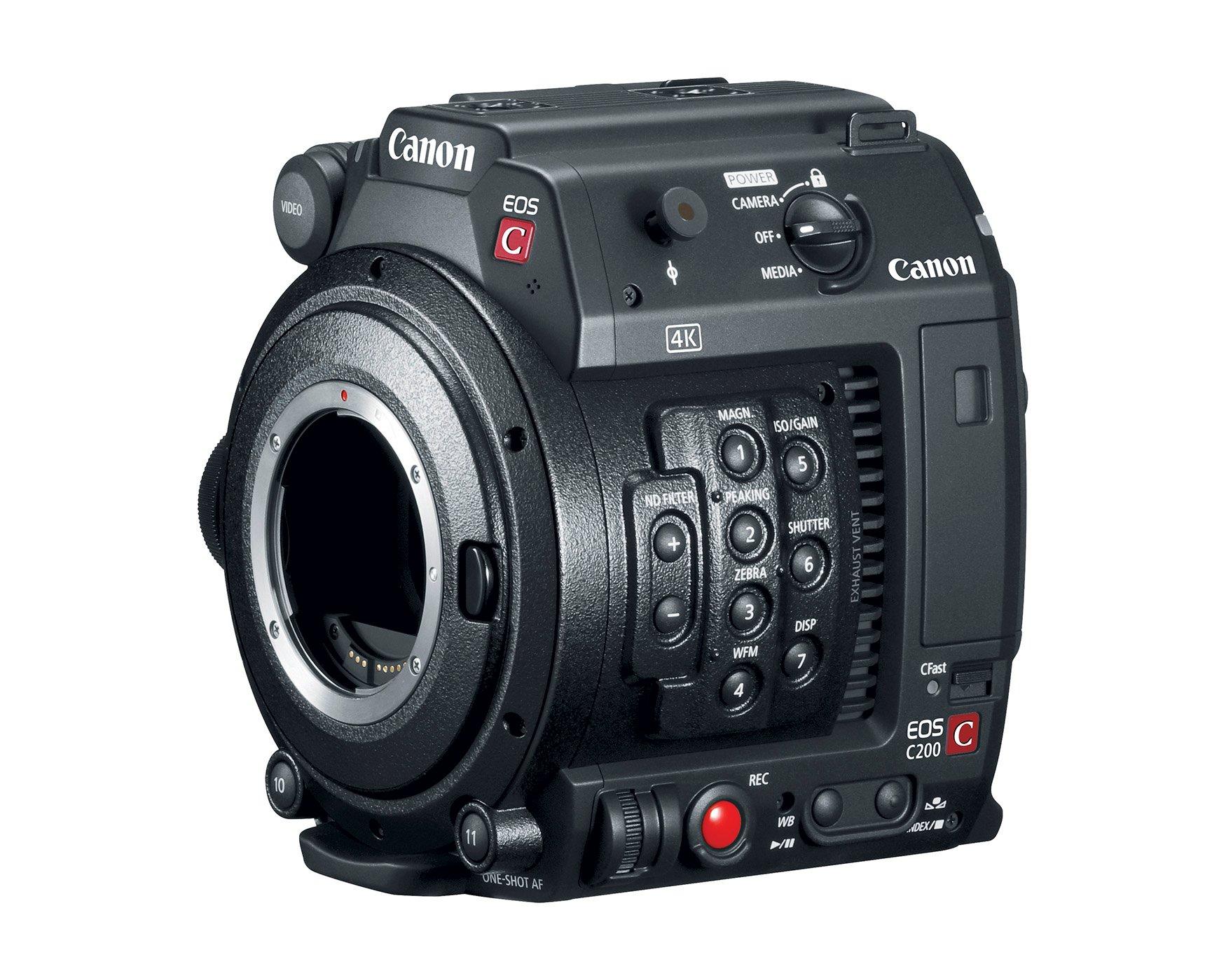 8.85MP 4K RAW Digital Cinema Production Camera Body