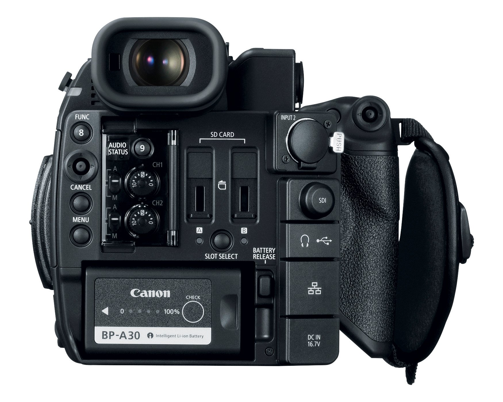 EOS C200 KIT by Canon, EOS-C200-KIT | Full Compass Systems