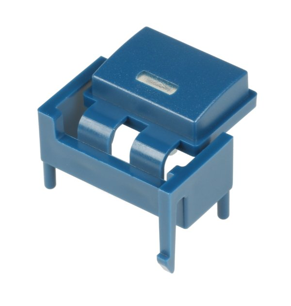 Single Square Blue Button for M7CL