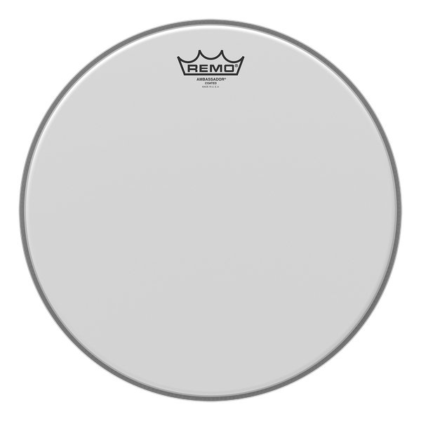 "18"" Ambassador Coated  Bass Drum Head"