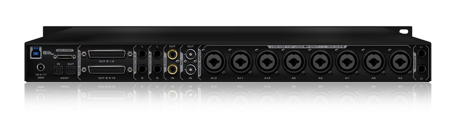 Thunderbolt/ USB Audio Interface