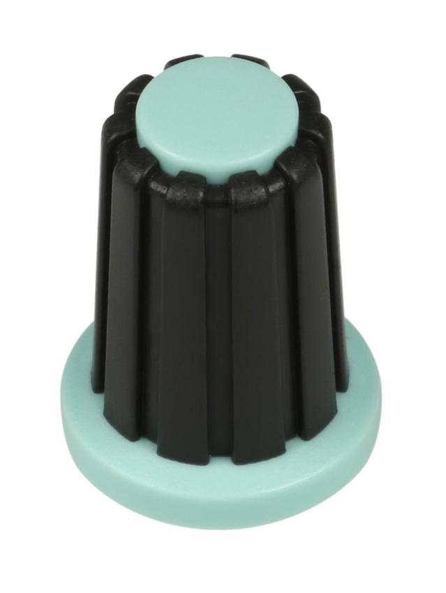 Green/Black HPF Rotary Encoder Knob for M7CL
