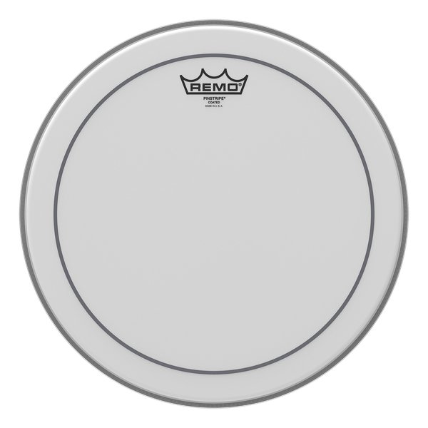 "Remo PS-0113-00 13"" Coated Pinstripe Batter Drum Head PS-0113"