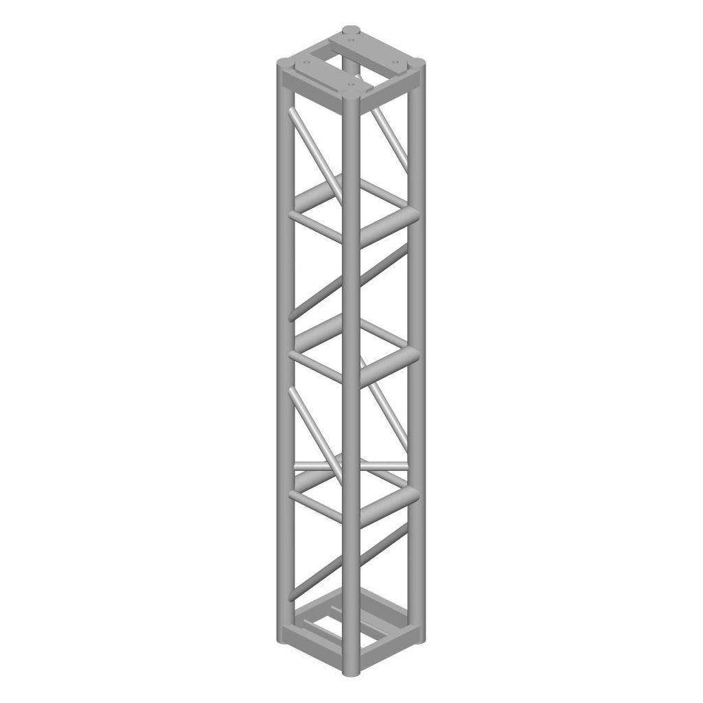 Show Solutions Inc SP-1206 12x12 Square Truss,  6 ft Long SP-1206