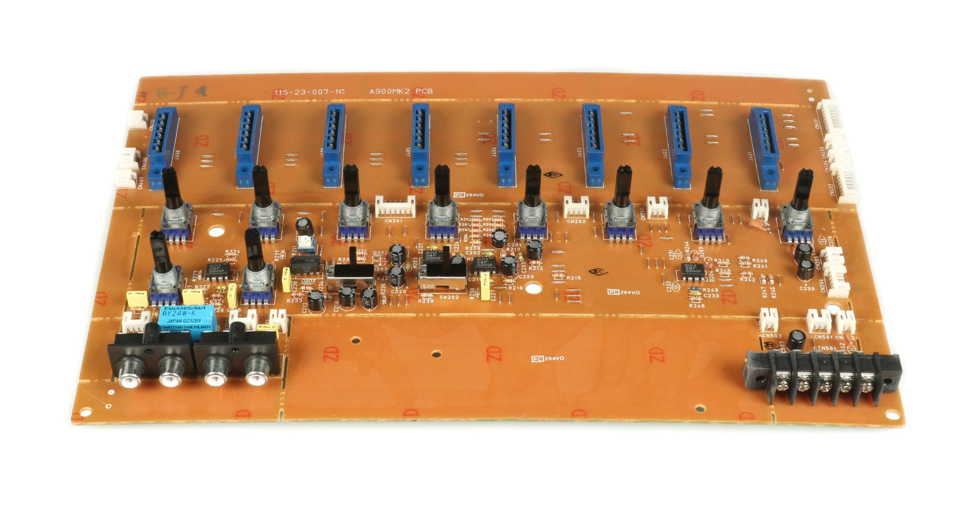 TOA H2620 Front Input PCB for A-912MK2 H2620