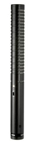 Shotgun Microphone with WS6 Windscreen