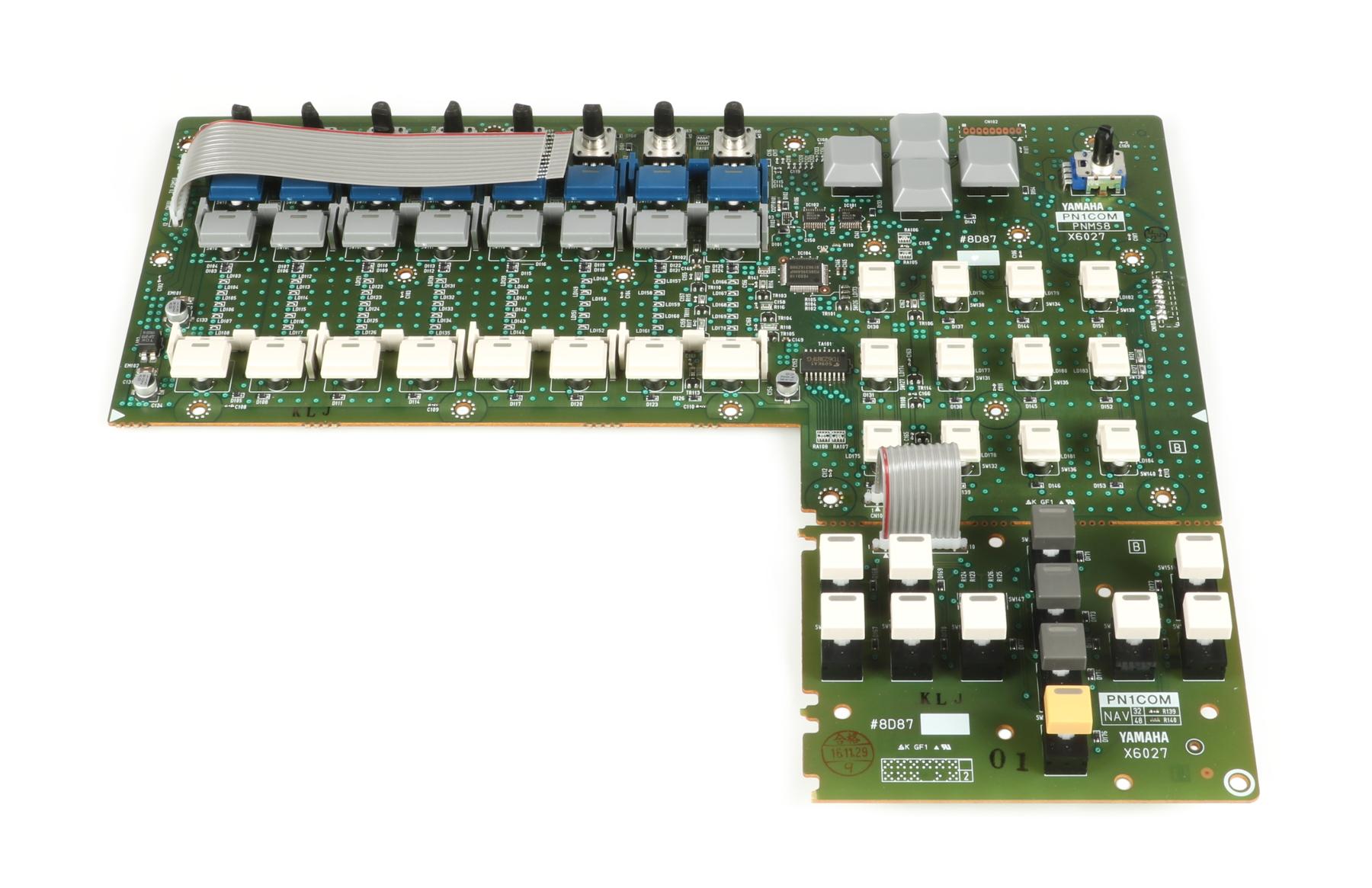 NAV48 PCB Assembly for M7CL-48