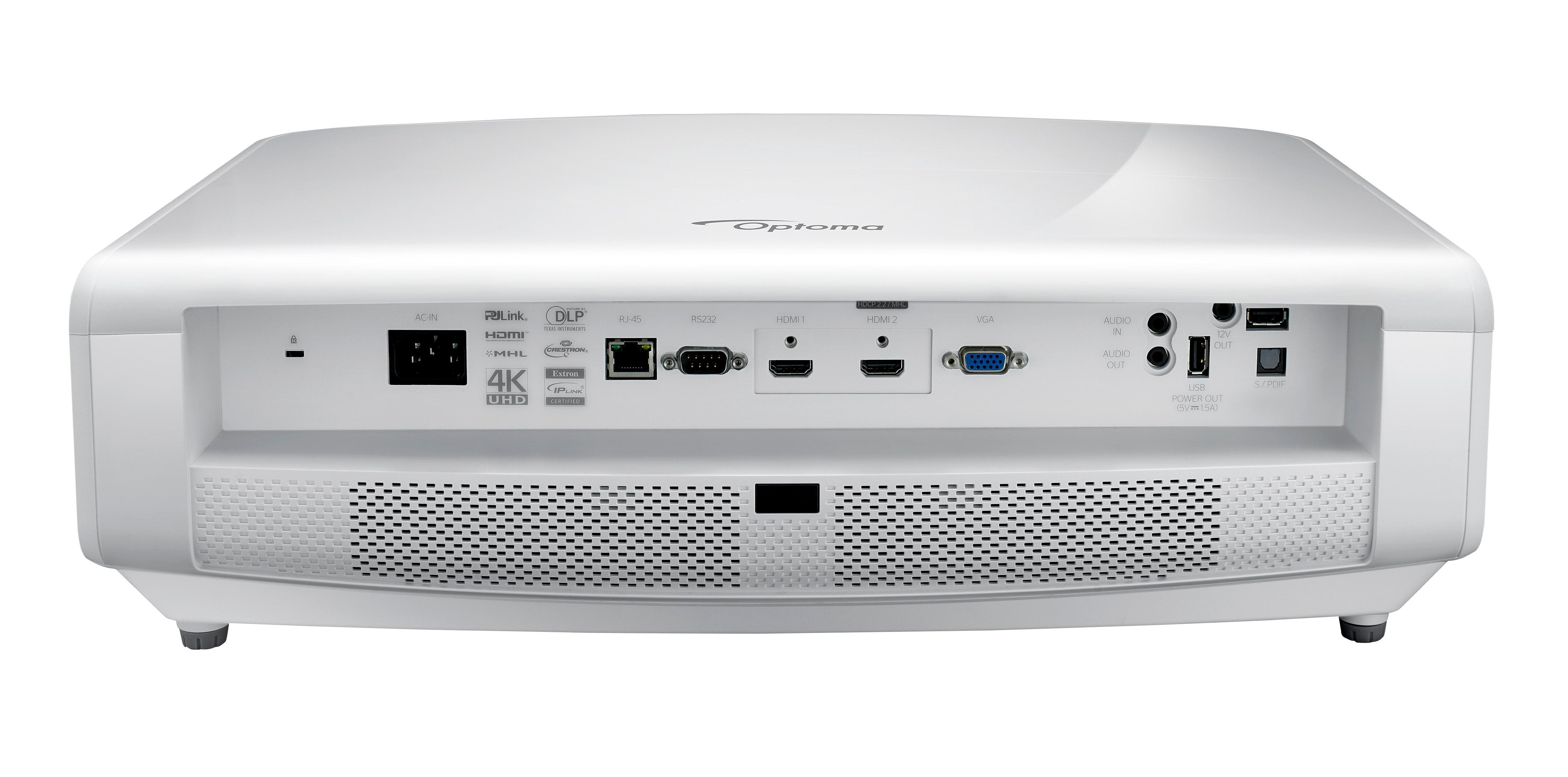 3000 Lumen 4K/UHD/HD Projector