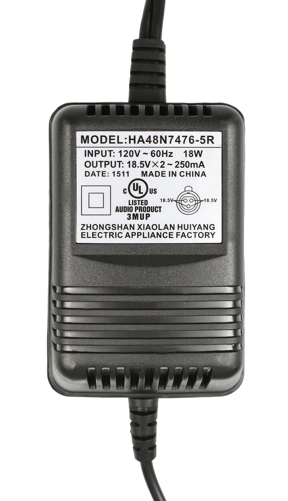 Power Adapter for 402, 802, VLZ 3 and 4