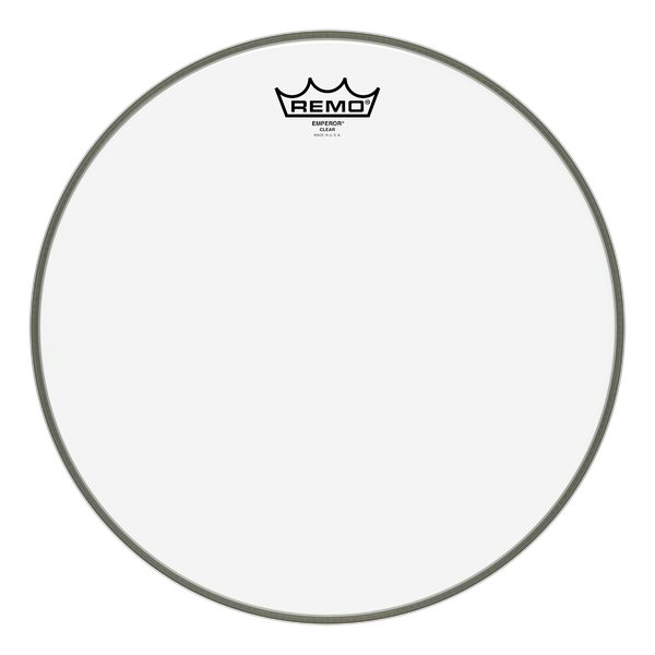 "13"" Emperor Clear Drum Head"