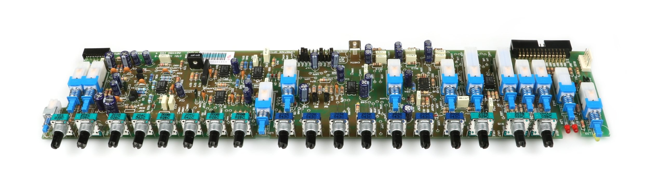 Mono Input Channel PCB for ML3000