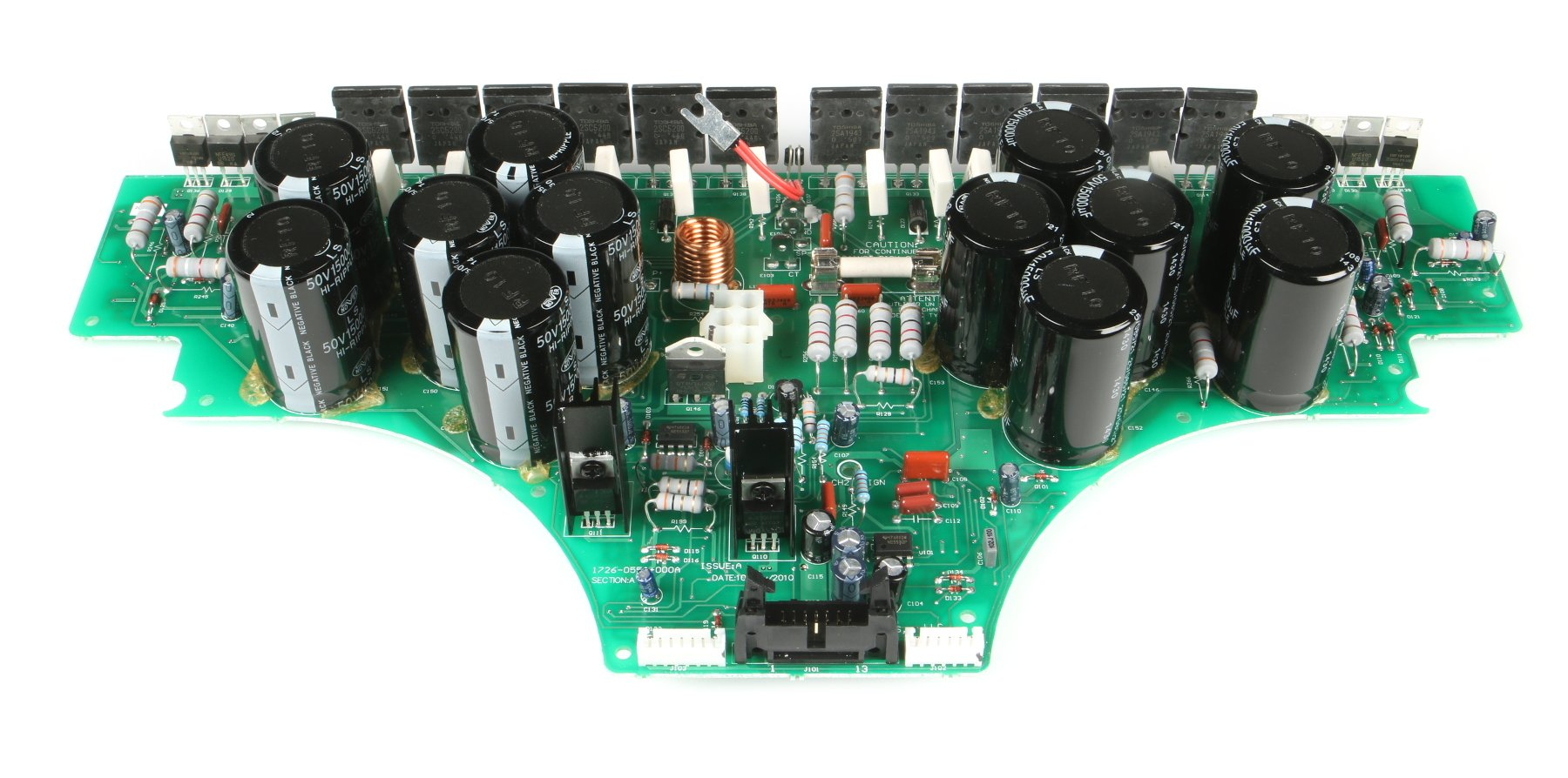Amp Module PCB for RMX 4050HD