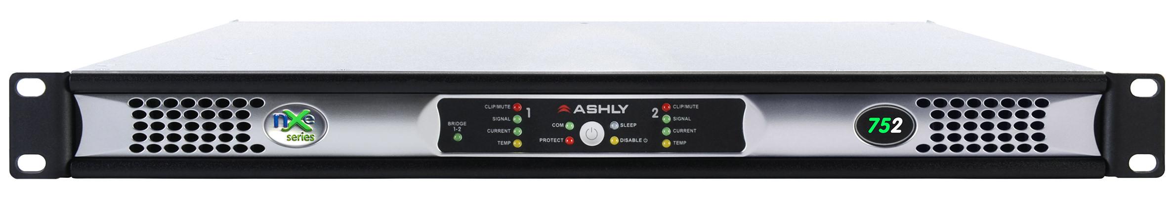 2 x 75 Watts @ 2 Ohms Network Power Amplifier