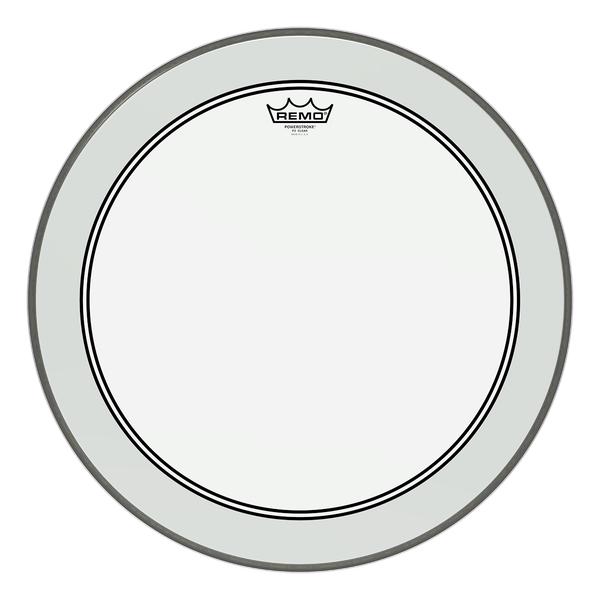 """22"""" Clear PowerStroke 3 Bass Drum Head"""