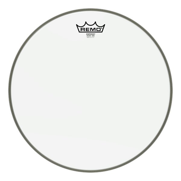 "Remo SE-0114-00 14"" Hazy Emperor Snare Side Drum Head SE-0114-00"