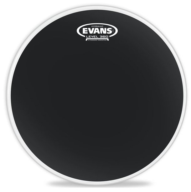 "16"" Hydraulic Drum Head in Black"