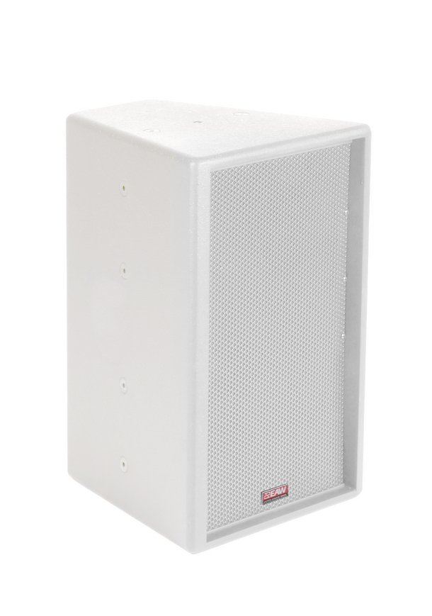 "10"" 2-Way Passive Installation Speaker in White"