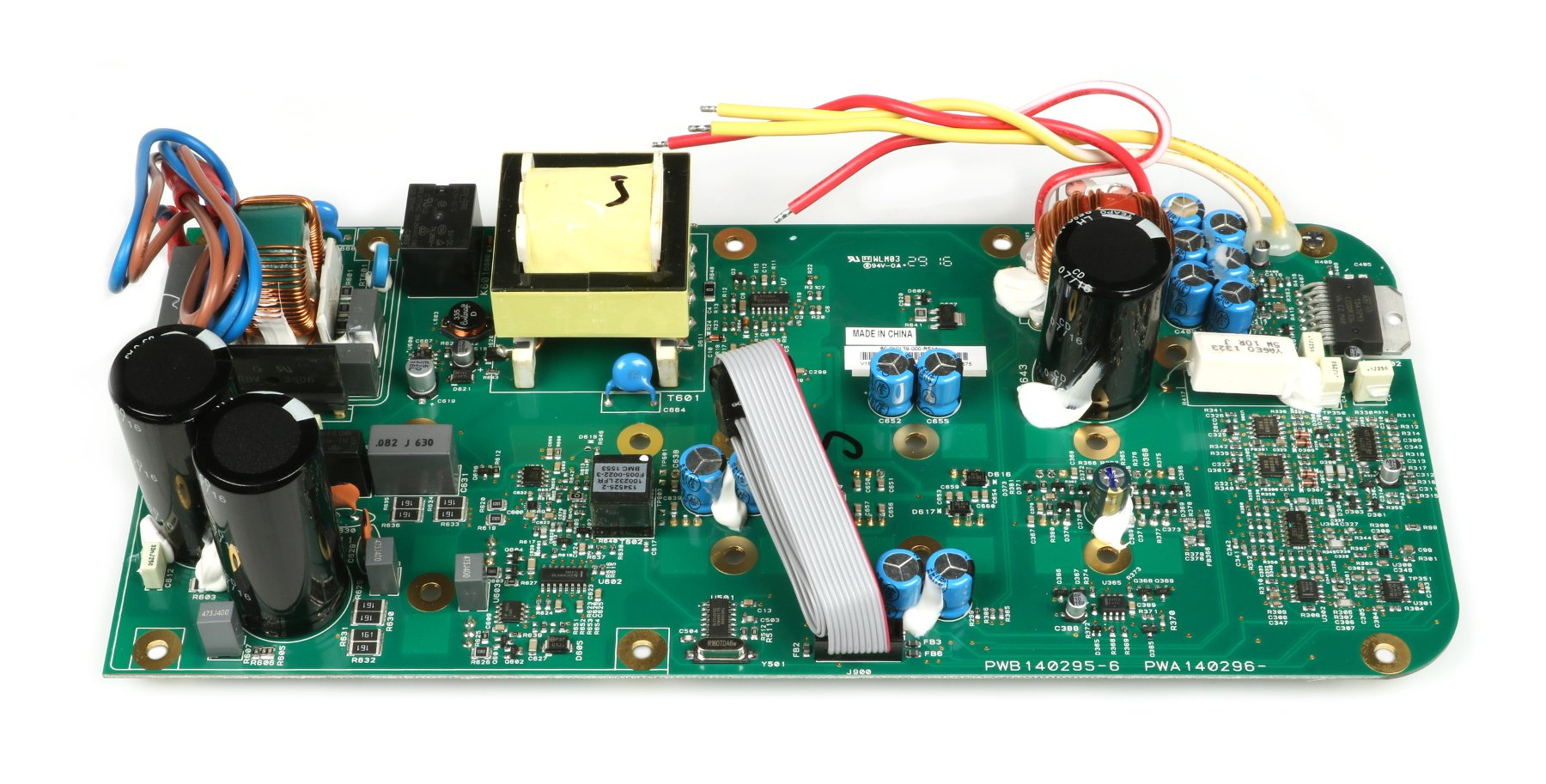 Amplifier PCB for EON 515 and EON 515XT
