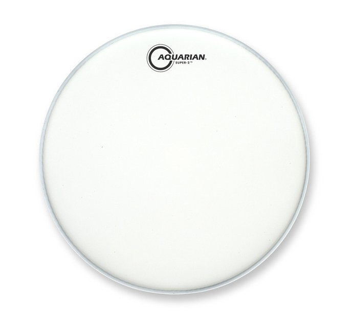 "18"" Super-2 Coated Drum Head"