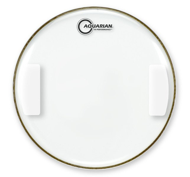 "14"" Hi Performance Clear Snare Bottom Drum Head"