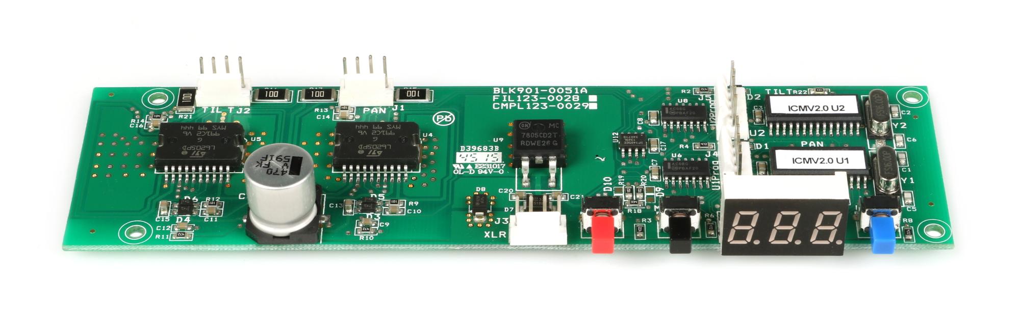 Rosco Laboratories 205810070000  I-Cue Main PCB 205810070000