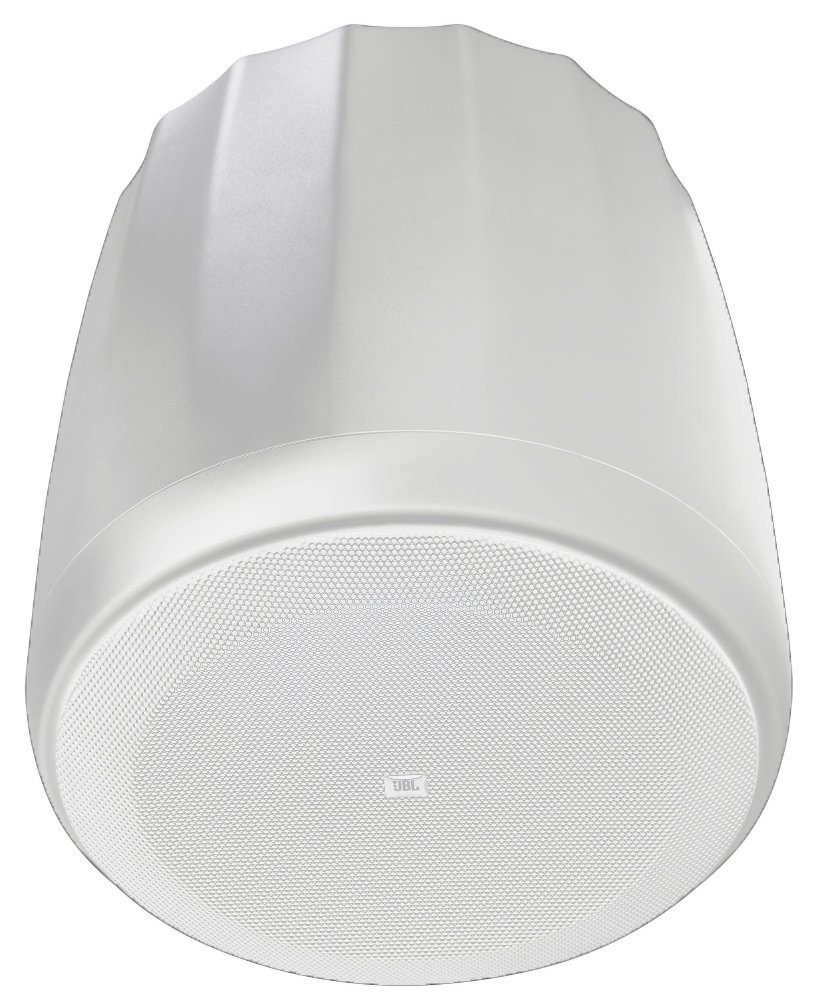 Pendant Subwoofer with Crossover, White