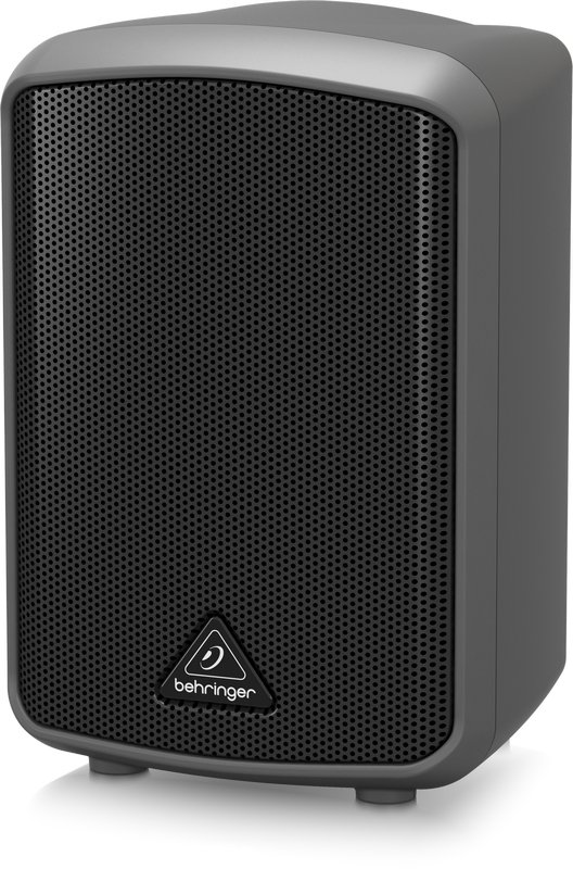 All-in-One Portable 100W Speaker with Bluetooth Connectivity