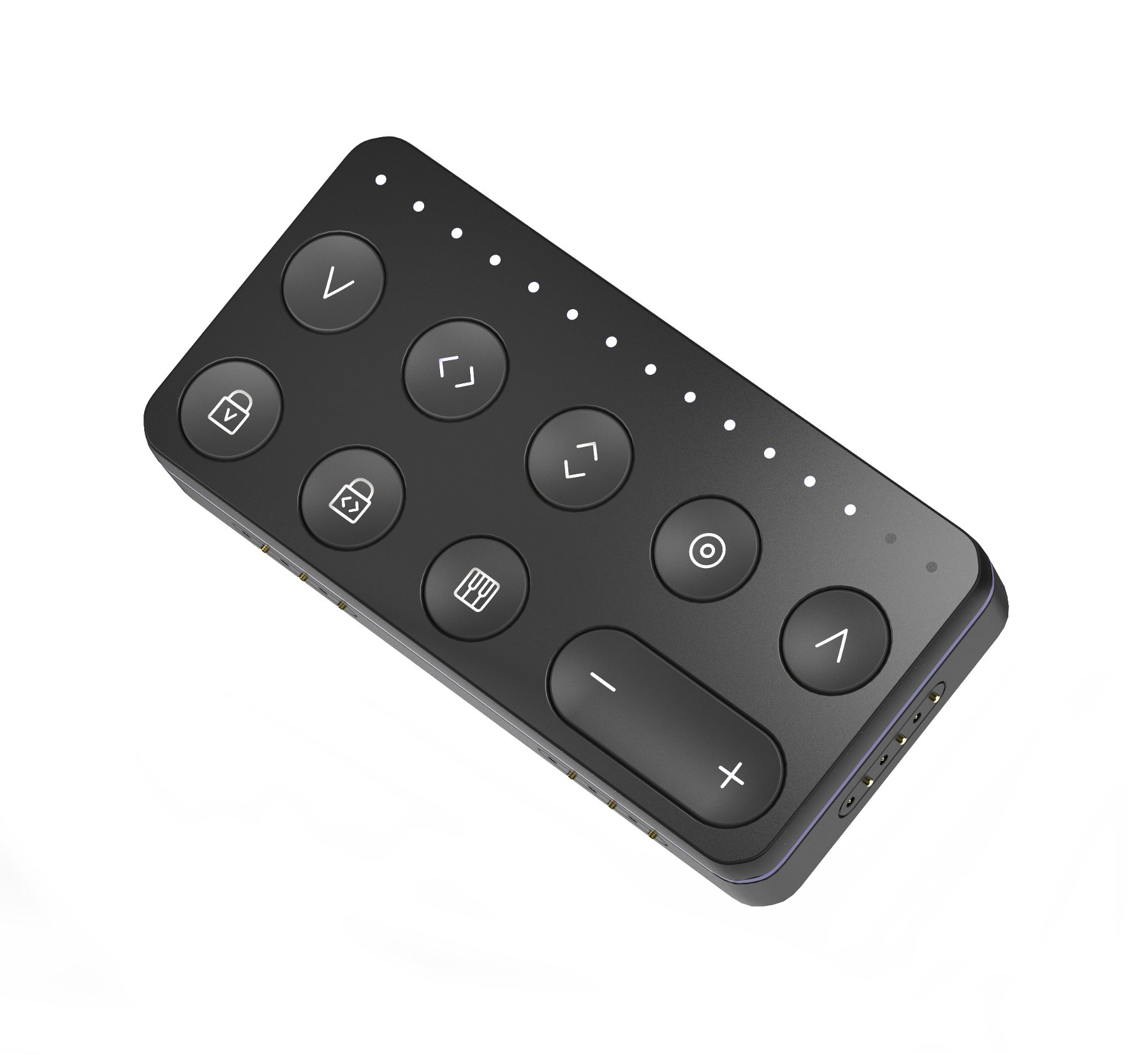 MIDI Controller Accessory for Lightpad Block and Seaboard Block