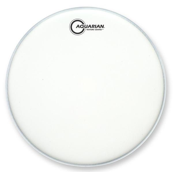 "Aquarian Drumheads TC12 12"" Satin Finish Coated Single-Ply Drum Head TC12"