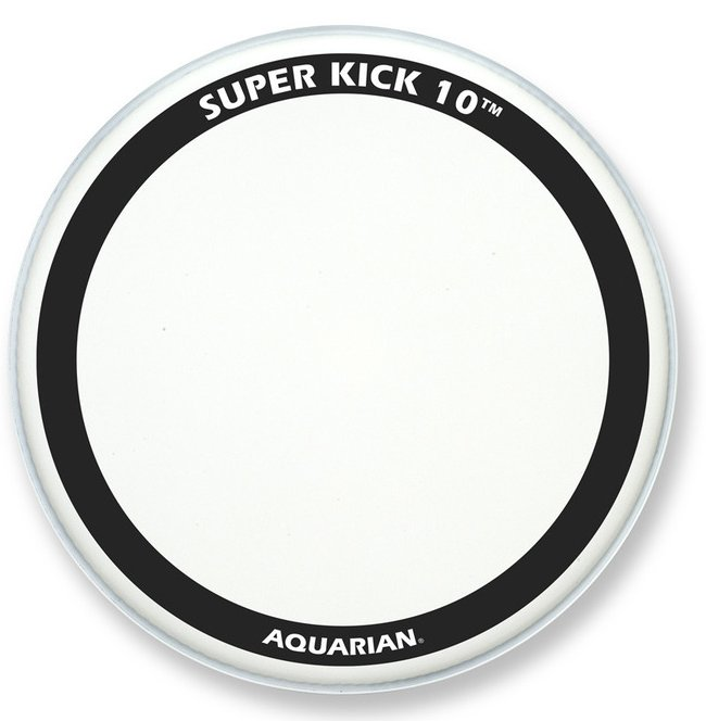 "24"" Super-Kick 10 Coated Bass Drum Head"