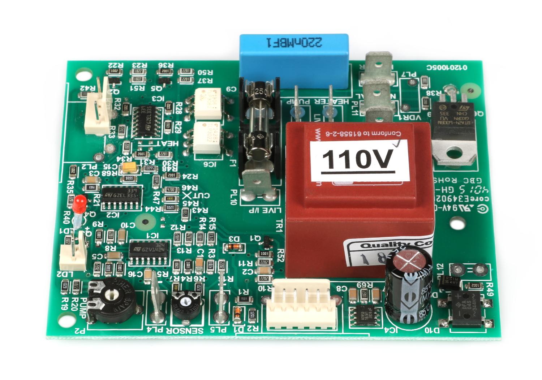 Jem ZR33 Main PCB