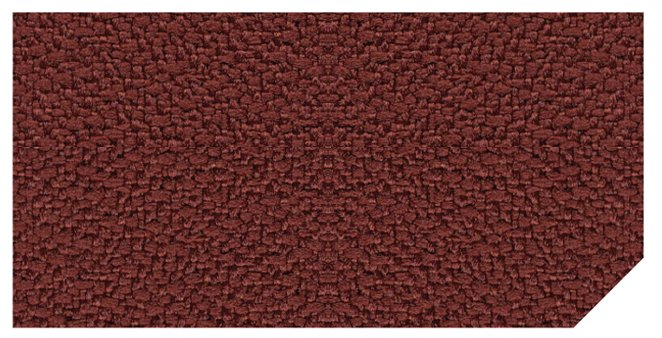 Auralex B124HEN  (1) 2' x 4' Wall ProPanel with Henna Fabric, Beveled Edge B124HEN