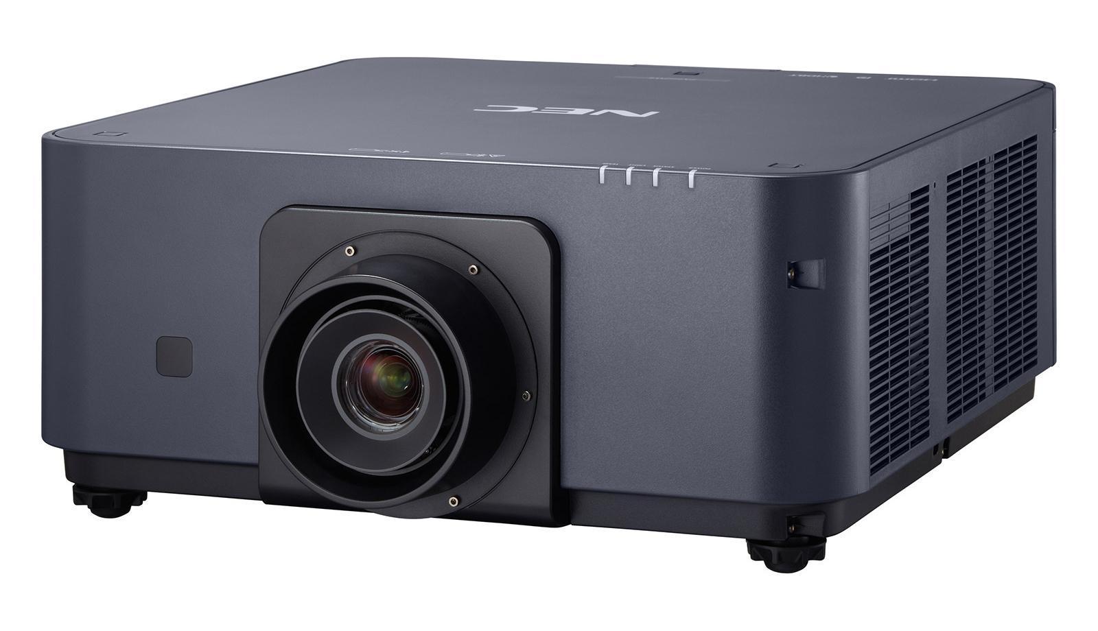 6000 Lumen DLP Laser Installation Projector in Black - Body Only