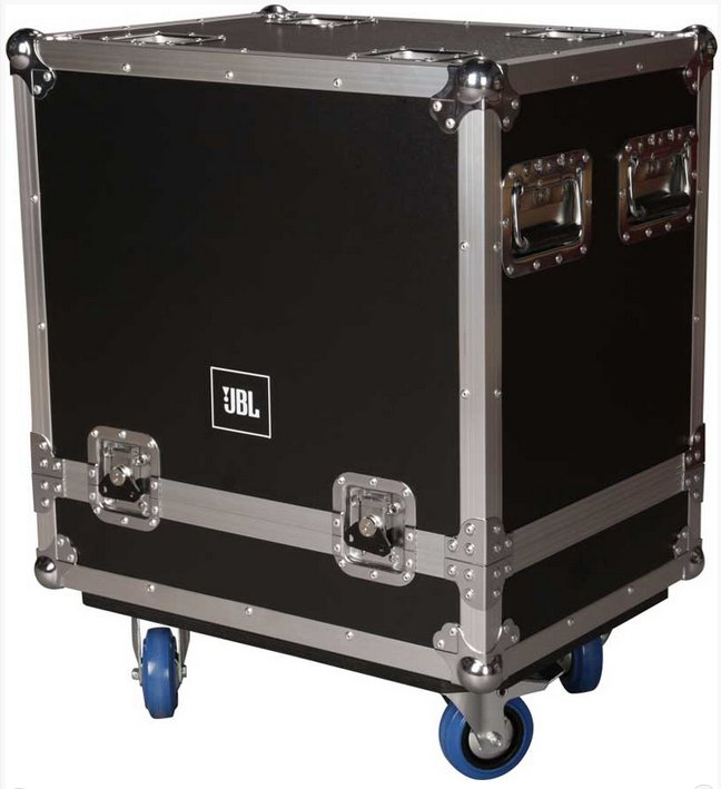 Flight Case for 2 VRX932-LAP