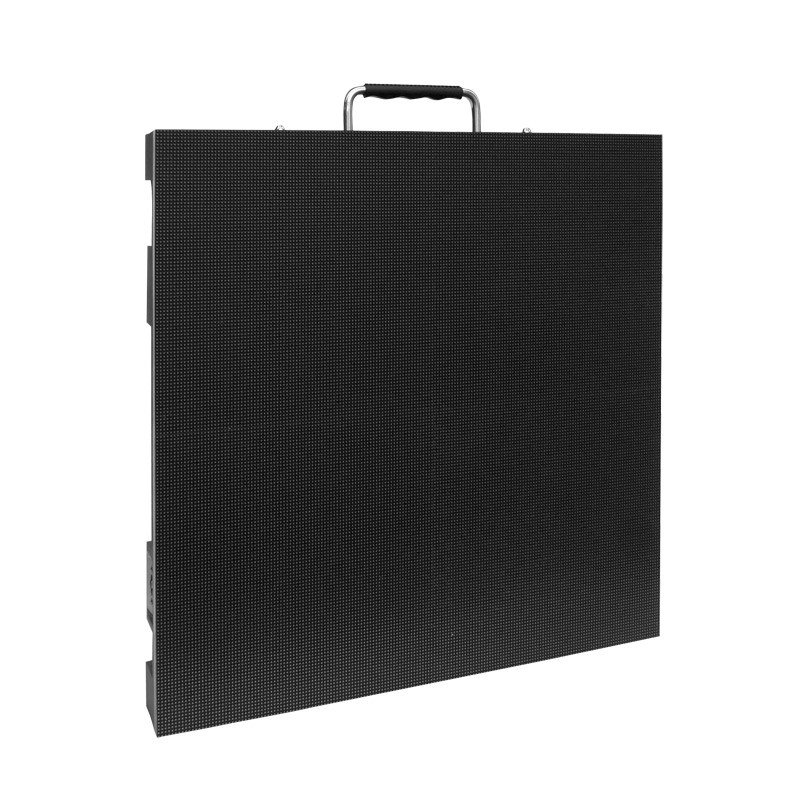 4.81mm Pixel Pitch IP65 Flexible Outdoor LED Video Panel