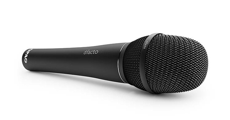 d:facto™ Linear Vocal Microphone