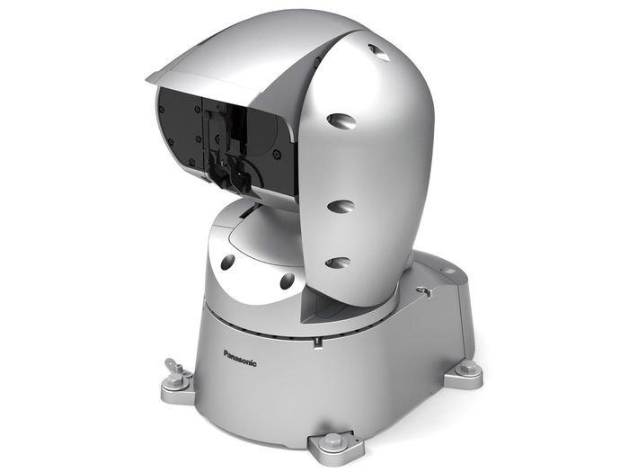 Integrated Outdoor 3MOS PTZ Camera with 20x Lens