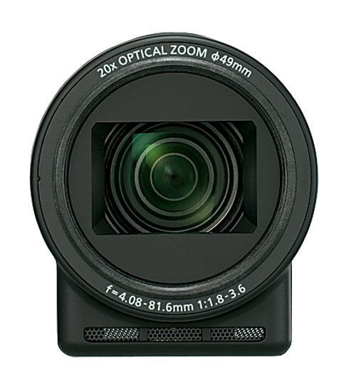 Compact 4K Camera Head with 20x lens for Portable Recorder