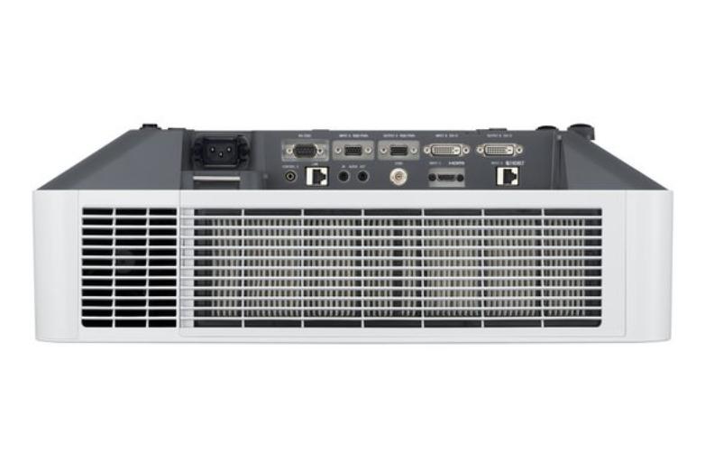 6000 Lumen WXGA 3LCD Laser Projector in White