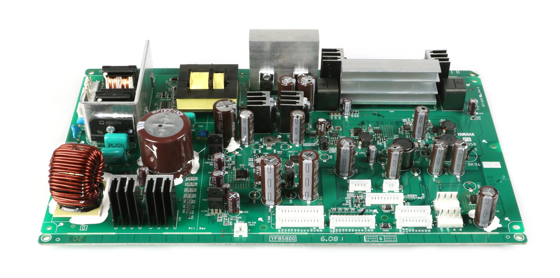 Power Supply PCB Assembly for TF5