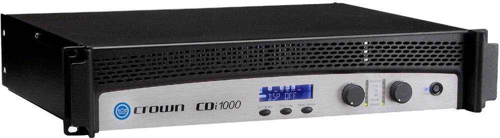 Contractor Series Dual Channel 500 Watts @ 4 Ohms Power Amplifier