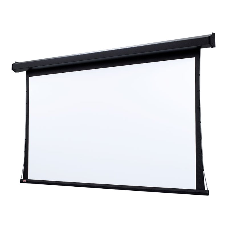 20 ft Matte White Premier Electric Projection Screen with Low Voltage Contol with P & P