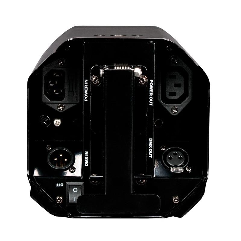 6x4w RGBA LED Uplight with WiFly and Li-On Battery