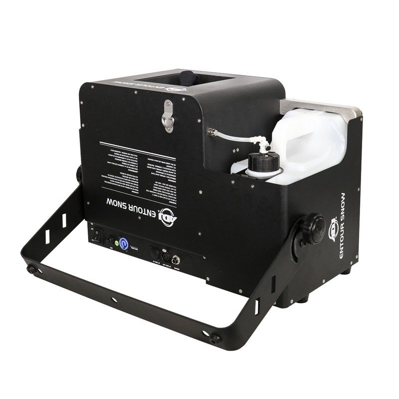 Professional High Powered Snow Machine with DMX