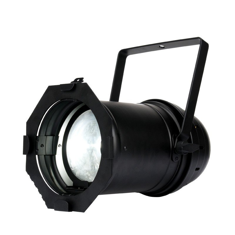 100W COB Cool White LED Par Can with Manual Zoom