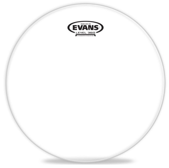 "10"" Hazy 200 Snare Side Drum Head"