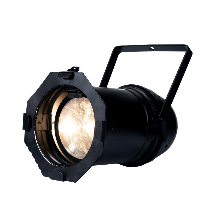 100W COB Warm White LED Par Can with Manual Zoom