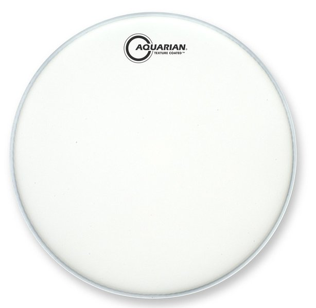 "Aquarian Drumheads TC18 18"" Texture-Coated Single-Ply Drum Head TC18"