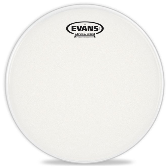 "Evans E14J1 14"" J1 Series Etched Drum Head E14J1"